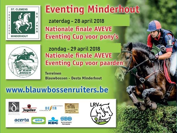 Eventing Minderhout 2018